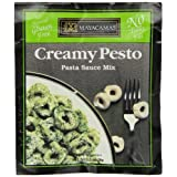 MAYACAMAS Creamy Pesto Sauce Mix for Pasta, 28g