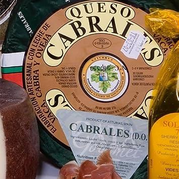 Cabrales (8 onzas): Amazon.com: Grocery & Gourmet Food