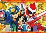 Mega Man Man Battle Network Card Game Character Rubber Play Mat Collection Anime Art