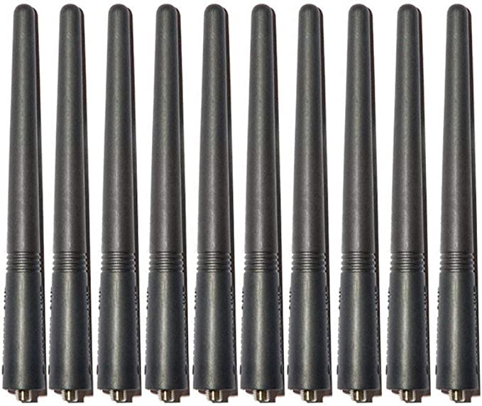10X ANTENNA UHF MOTOROLA CP150 CP200D CP200XLS HT750 PR400 HT1250 PRO3150 HT1550