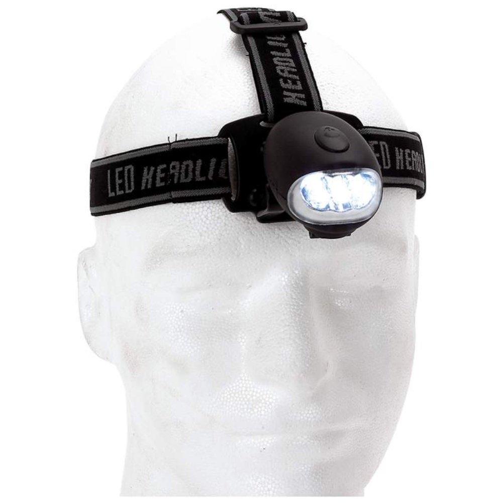 Mitaki-Japan® Wind-Up LED Head Lamp ELHEADLT