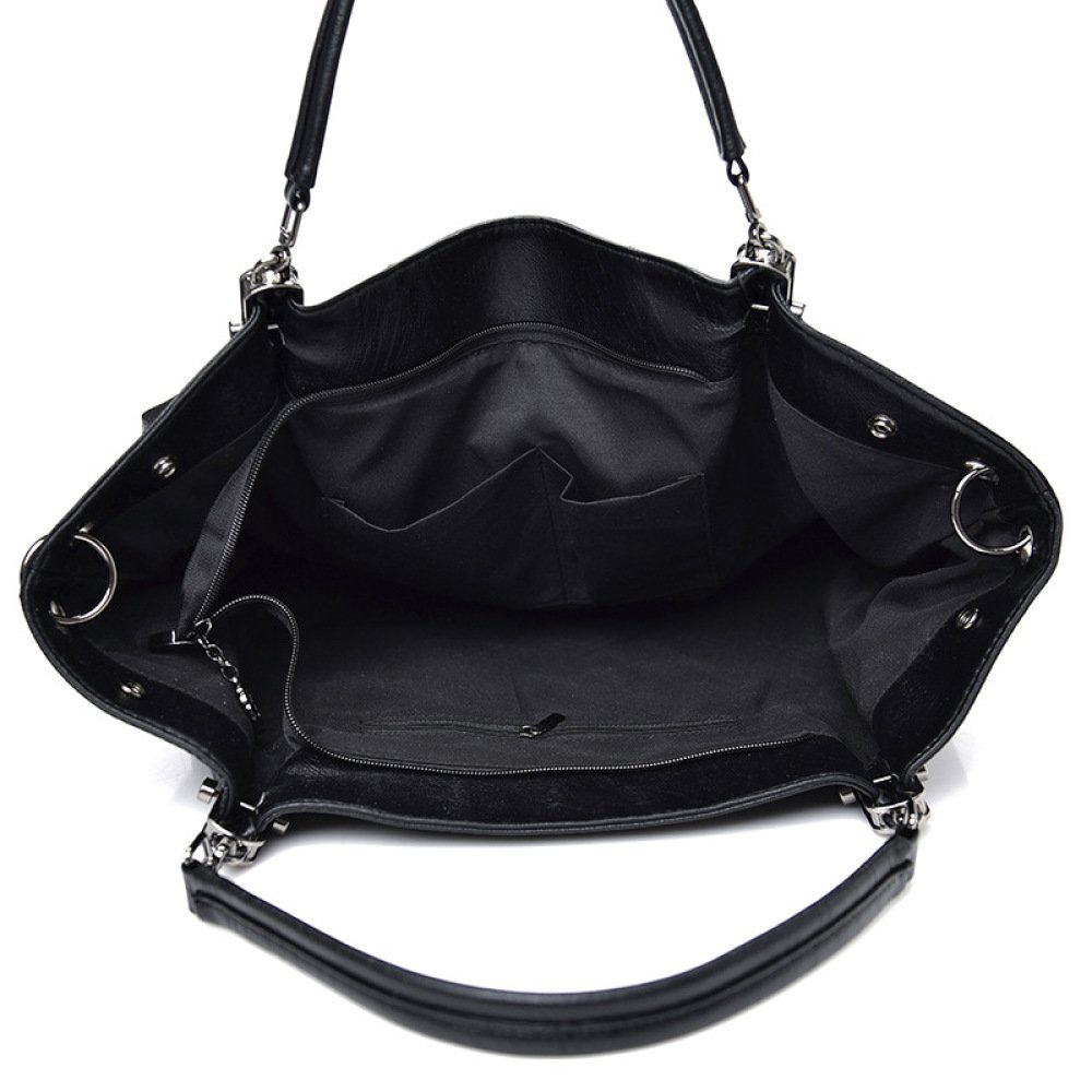Damen Damen Damen Mode One-Schulter Nähgarn Linie Square PU Große Portable Crossbody Bag B07G63XRR2 Henkeltaschen Youzi Produkte b77a03