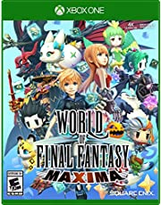 Deal on World of Final Fantasy Maxima