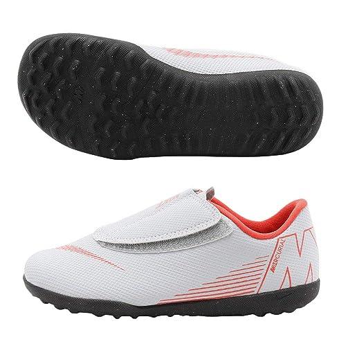 Nike Jr Vapor 12 Club PS (V) TF, Zapatillas de fútbol Sala Unisex para Niños: Amazon.es: Zapatos y complementos