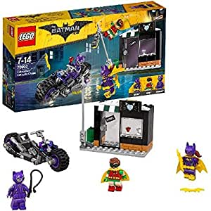 THE BATMAN MOVIE - Catwoman Catcycle Chase 70902 - 139 PCS - By LEGO
