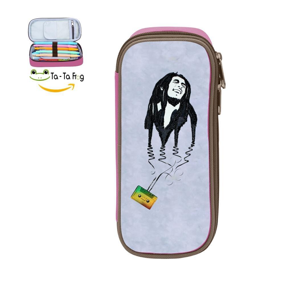 Amazon com : Custom Magnetic Tape Pencil Case - Big Capacity Double