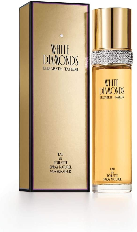 Elizabeth Taylor White Diamond Eau De Toilette 100 ml