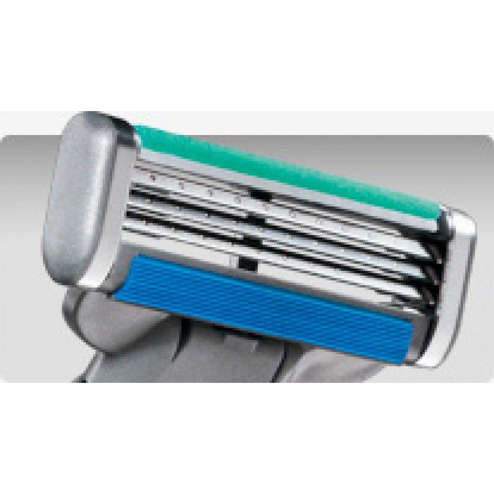 Amazon.com: 8 Gillette Mach3 Turbo Compatible Razor Blade Cartidges: Health & Personal Care