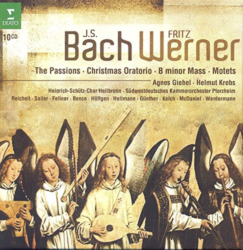 Bach: Passions; Christmas Oratorio; B minor Mass; Motets