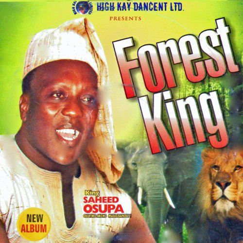 showing 3rd image of Saheed Osupa New Album Amazon.com: Labalaba & Ore Niwon: King Dr. Saheed Osupa ...