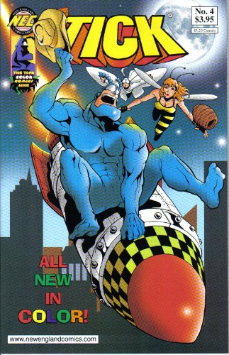 The Tick Color No. 4