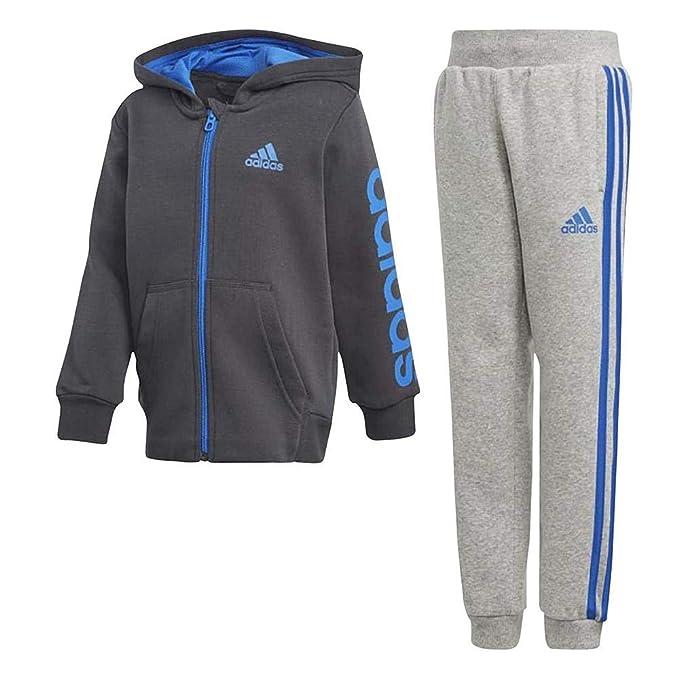 4c72894e6834 adidas LK Hojo TS Tuta da Bambini: Amazon.it: Abbigliamento
