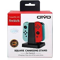 Oivo Nintendo Switch Oivo 4 Lü Joycon Şarj Istasyonu Joy-Con Dock