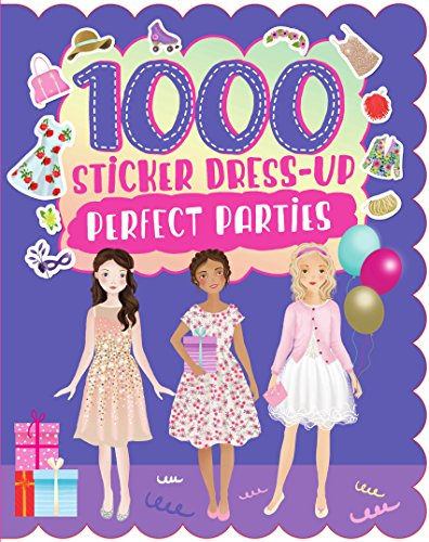 [1000 Sticker Dress Up Perfect Parties] (Costumes Nps)