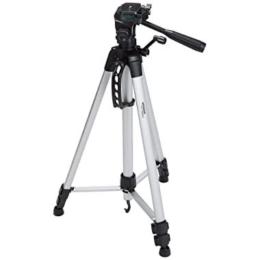 AmazonBasics 60-Inch Lightweight Tripod with Bag