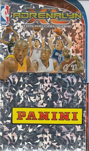 2009-10 Panini NBA Adrenalyn Xl 1st Edition Booster Box [100-pack Gravity Feed Style]
