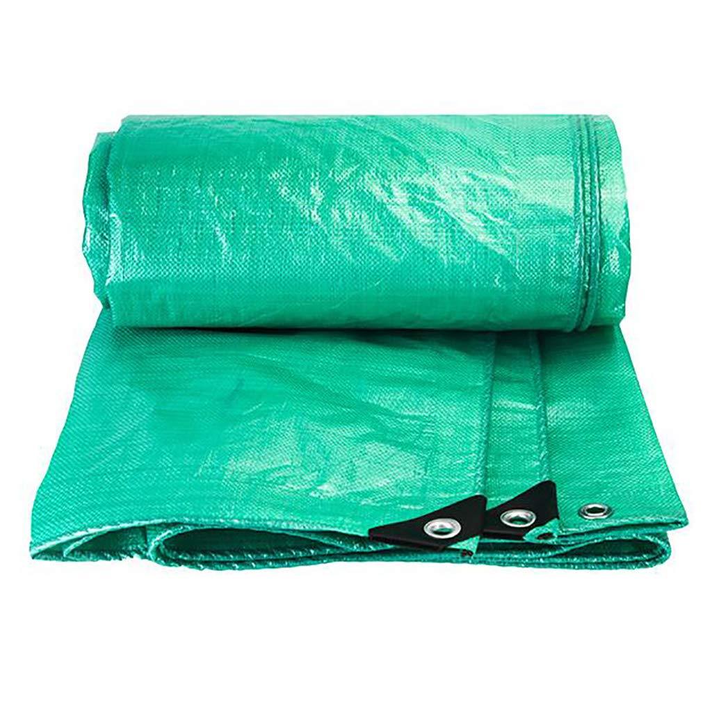 3m5m  Yunyisujiao BÂche PE épaissir imperméable Tissu d'ombrage extérieur Poncho de Balcon Couverture de Culture Abri pour Voiture 180 g mètre voitureré Plusieurs Tailles (Couleur   4M4M)