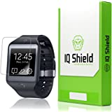 Samsung Galaxy Gear 2 Neo Screen Protector, IQ Shield LiQuidSkin (6-Pack) Full Coverage Screen Protector for Samsung Galaxy Gear 2 Neo HD Clear Anti-Bubble Film - with