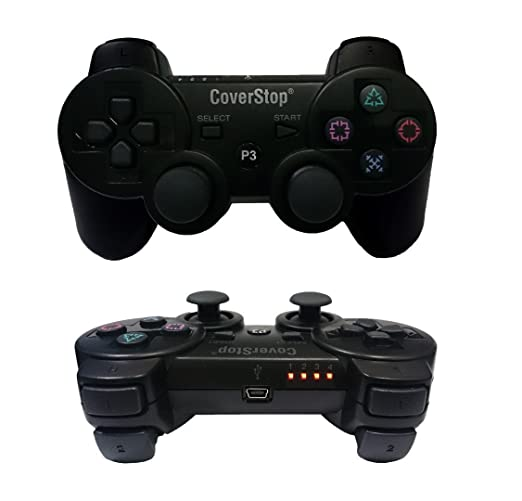 270 opinioni per coverstop® JOYSTICK JOYPAD coverstop WIRELESS SENZA FILO COMPATIBILE PS3 PER