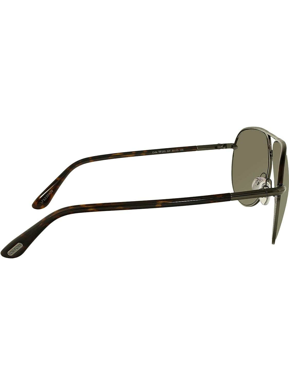 beb2d2acba Amazon.com  TOM FORD Sunglasses FT0285 52F Havana 61MM  Tom Ford  Sports    Outdoors