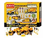 Car Series Construction Vehicles Toy Model 5 In 1 Children Realistic Active Playing Fun!enjoy And Have Fun!
