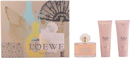 Loewe - Estuche De Regalo Eau De Parfum Aura: Amazon.es: Belleza