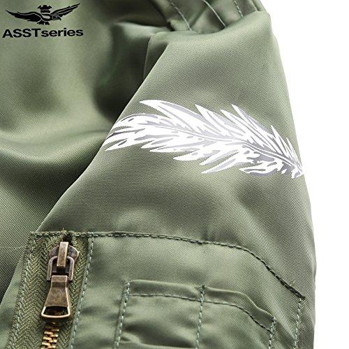Amazon.com: MA1 Military Bomber Jacket Men Mens Tactical Army Flight Jacket Male Windbreaker Spring Varsity Jacket Coat militaire.BB48: Clothing