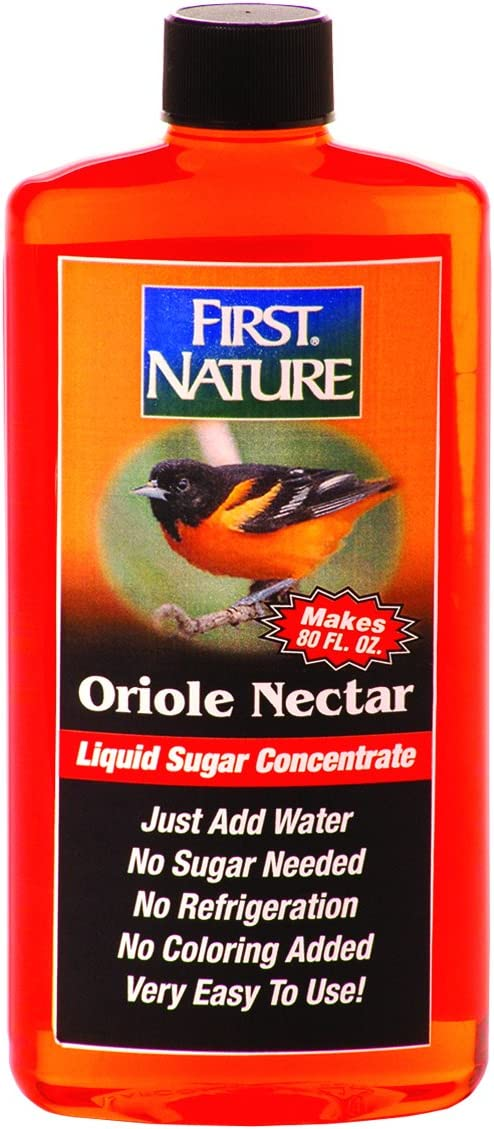 First Nature 3087 Oriole Nectar, 16-ounce Concentrate