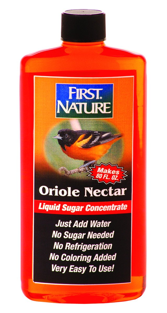 First Nature 3087 Oriole Nectar, 16-ounce Concentrate 993087-306