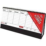 2017 Desk-Top Flip Calendar