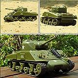 POCO DIVO Sherman M4A3 US Medium Tank RC IR