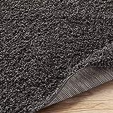 "Ottomanson Collection shag rug, 7'10"" x"