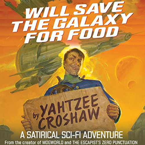Will Save the Galaxy for Food cover