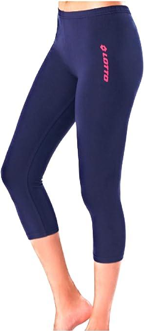 Lote Leggings corto modelo Capri de algodón elástico Leggins para mujer, disponible para fitness, yoga, gimnasia, entrenamiento y deporte: Amazon.es: Ropa y accesorios