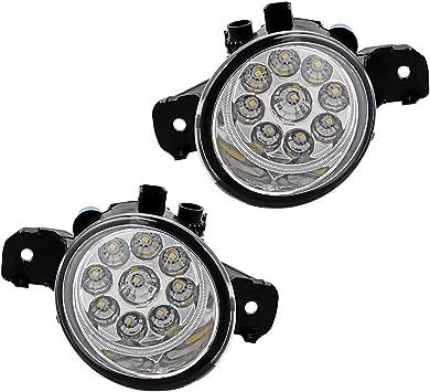 2Pcs 6000K H11 Fog Lights Lamps Fit Nissan Altima Versa Infiniti QX60 2615589927