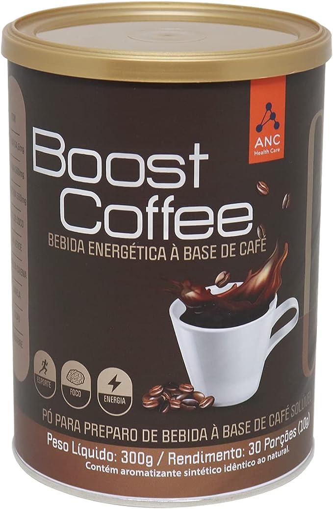 Boost Coffe 300G ANC Suplementos