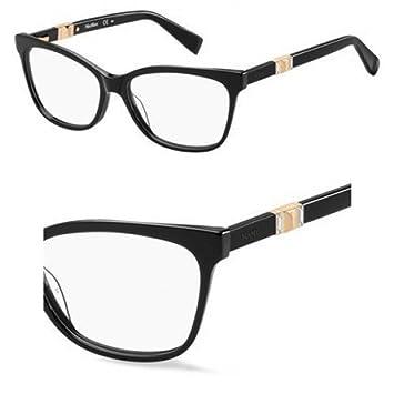 Max Mara Damen Brille » MM 1290«, schwarz, 06K - schwarz