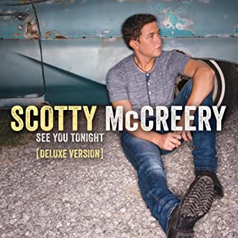 Write my number on your hand by scotty mccreery on amazon music.