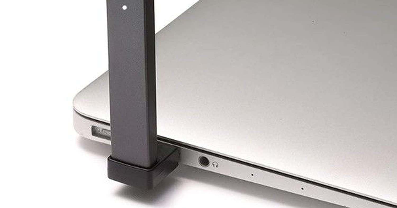 E-Cigarette - JUUL - Cigarrillo electrónico recargable USB - Extra fino y liviano - Delicado diseño y recarga de la batería muy rápidamente - No contiene ...