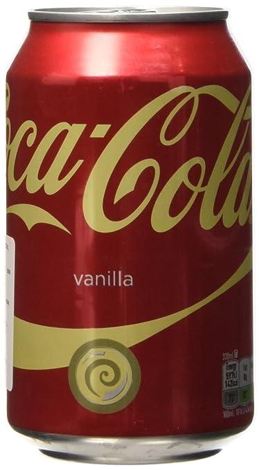 27 opinioni per Coca Cola Cola Alla Vaniglia- 330 ml