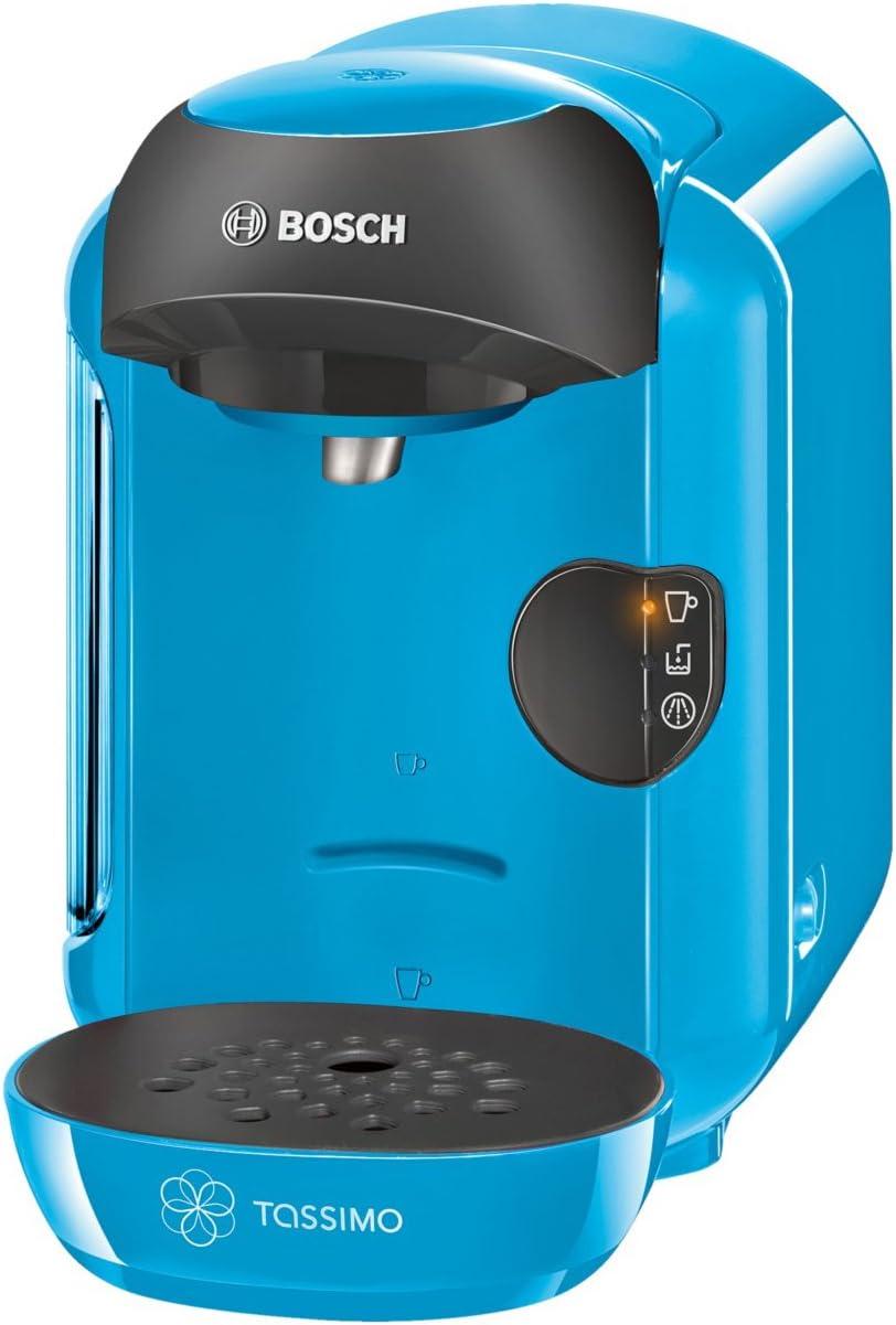 Bosch Tassimo Multibebidas automática TAS1255, 1300 W, 0.7 litros, Plástico, Azul: Amazon.es: Hogar