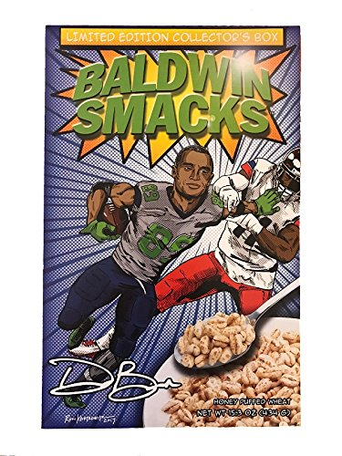 Smacks Cereal – Seattle Seahawks – 15.3 Ounces ()