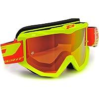 Progrip - Gafas 3201FL amarillo neón con lente
