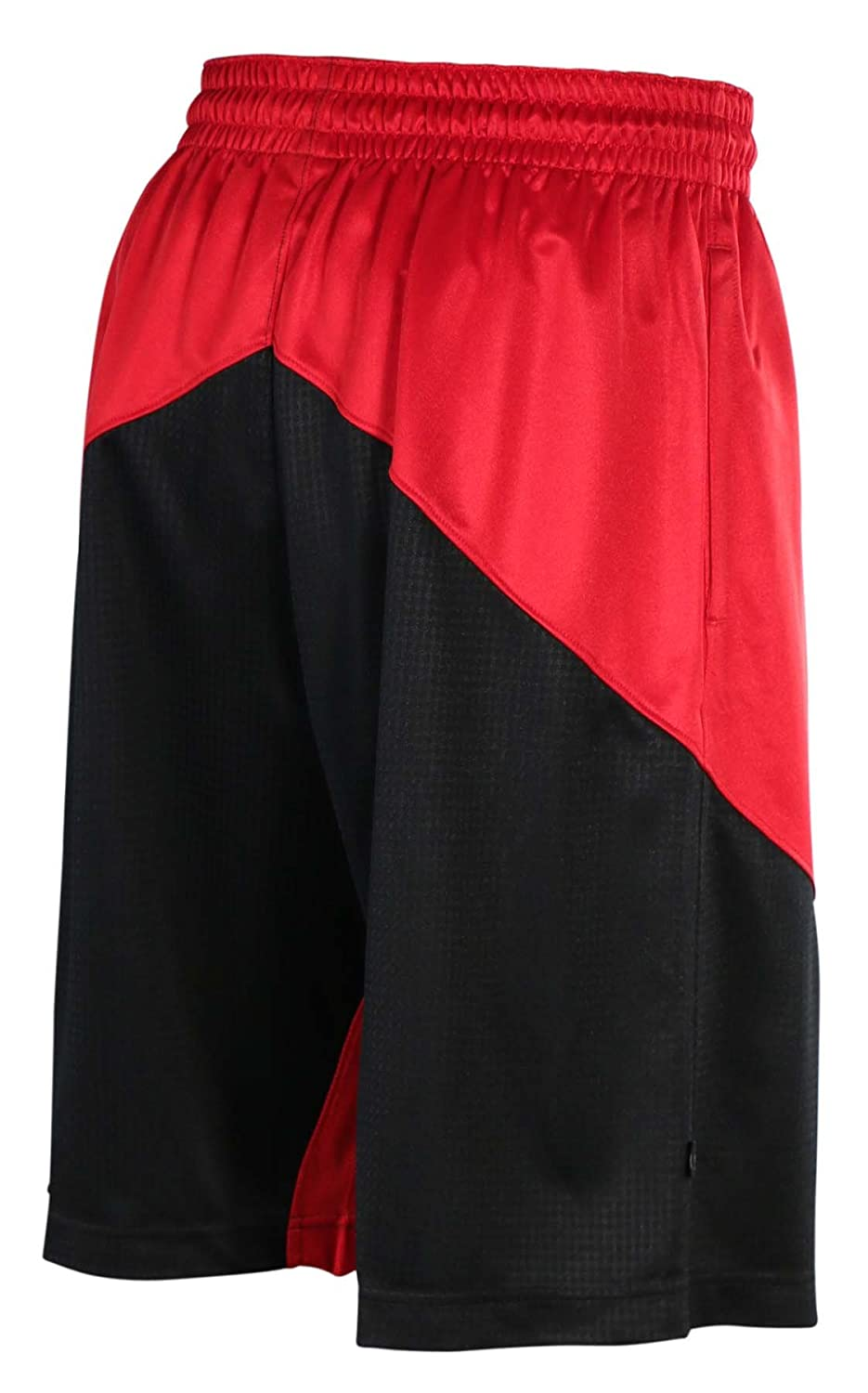 b47af48198f8 Amazon.com   Jordan Melo Triangle And Jumpman Men s Basketball Shorts Size  Small   Sports   Outdoors