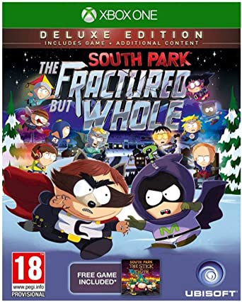 South Park: The Fractured But Whole (Deluxe Edition) (Xbox One ...