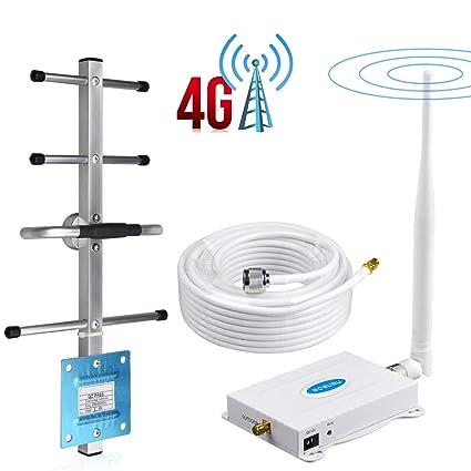 Amazon.com: BOSURU - Amplificador de señal para teléfono ...