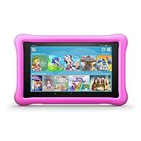 Das neue FireHD8 KidsEdition-Tablet, 8-Zoll-HD-Display, 32GB, pinke kindgerechte Hülle