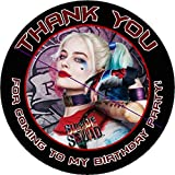 12 HARLEY QUINN SUICIDE SQUAD - Birthday Party