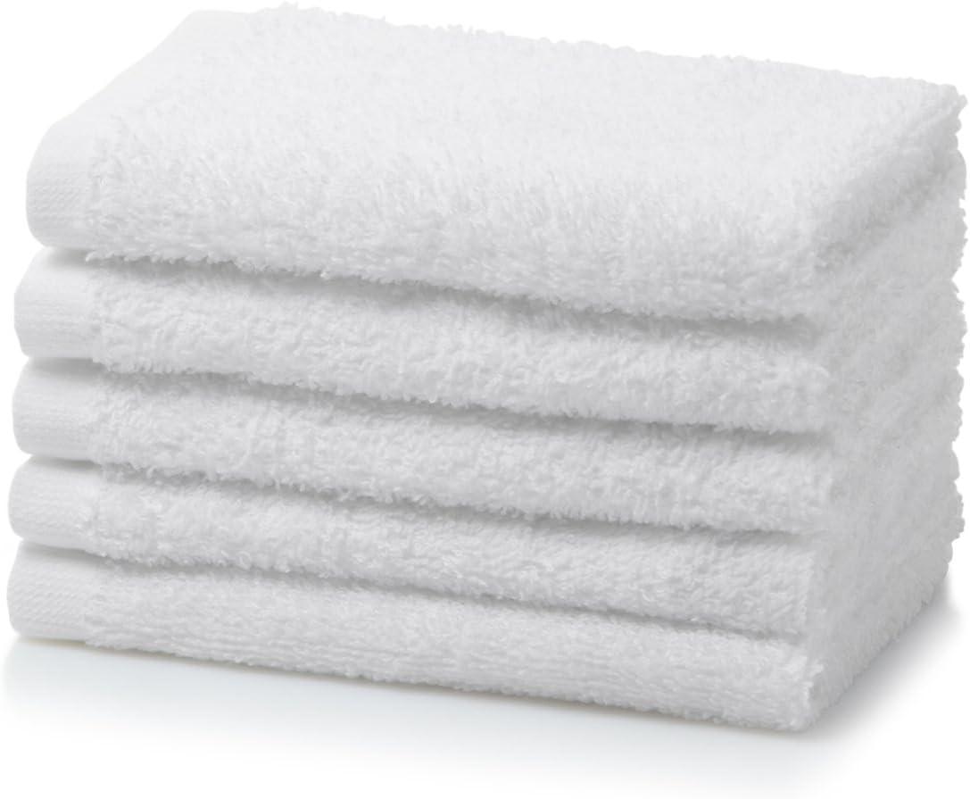 Toallas de manos y para la cara, de algodón: Amazon.es: Hogar