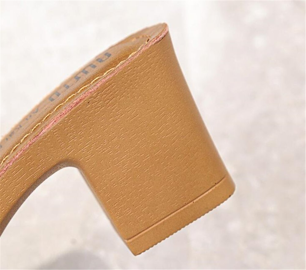 Cloudless Women Fashion Shoes Summer Slope Sandals Loafers Shoes Fashion High Platform Wedge Sandal B07DHFSXNZ 37/6.5 B(M) US Women|Red 76b365